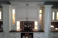 avar köök integreeritud tehnikaga