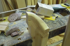 Vanaaegse käsipuu valmistamine (2)