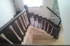 trepp ülevalt vaates