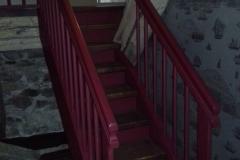 trepp mõisahoonesse