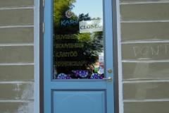Kaupluse uks vanalinnas, muinsuskaitse all (1)