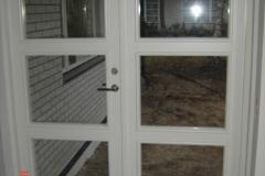 terrassi uks klaasidega